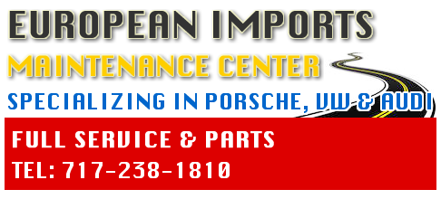 European Imports Maintenance Center Harrisburg PA